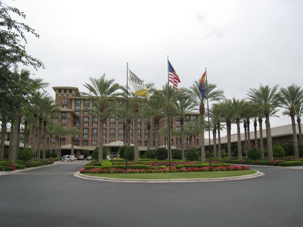 The Westin Kierland Resort And Spa Scottsdale Az
