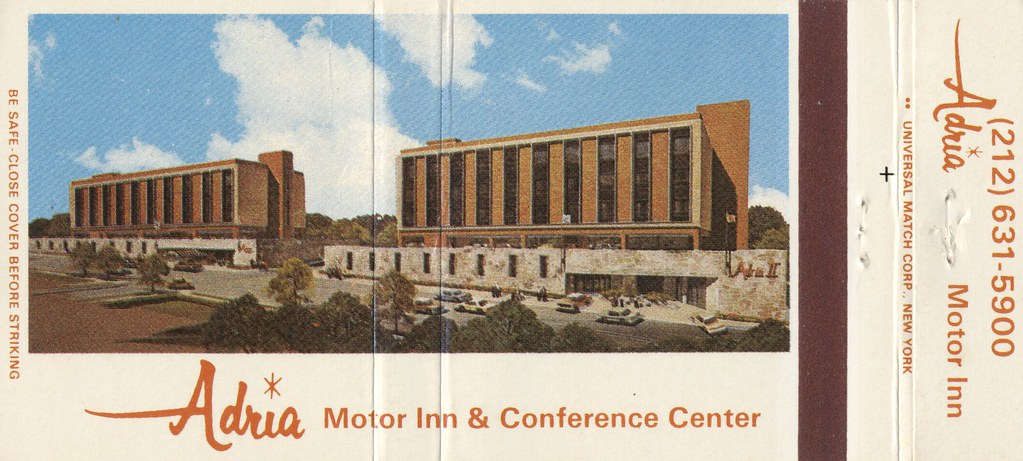 Adria Motor Inn & Conference Center - Bayside, Long Island, New York