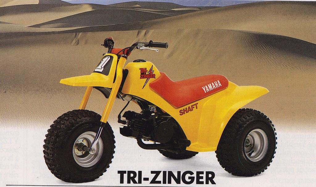 Yamaha Tri Zinger