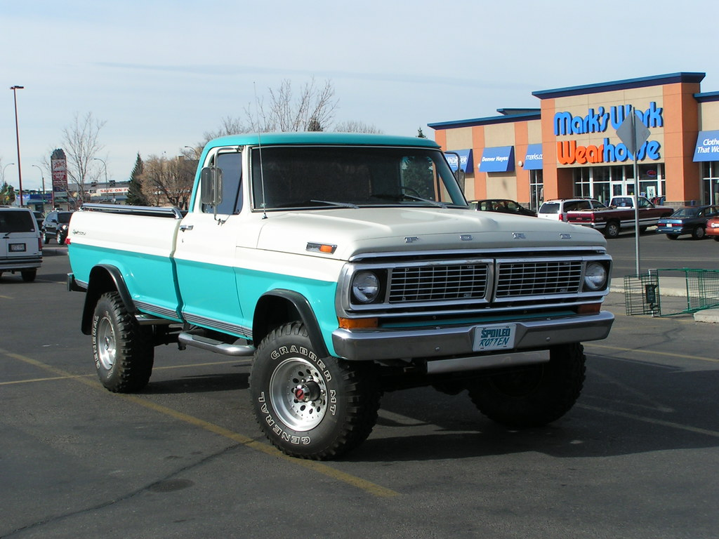 1970 Ford Truck F-250 | 1970 Ford Truck F-250 | Flickr