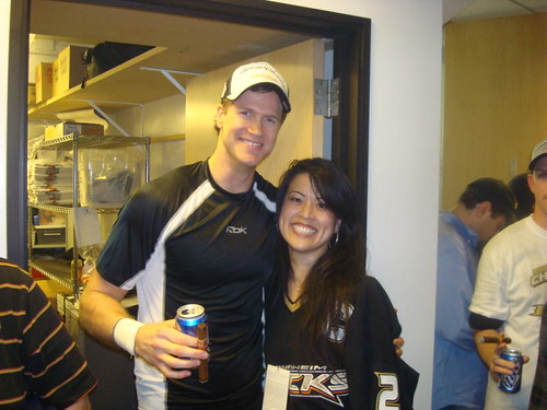 Chris Pronger and Me | by kathrynw9