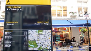 London wayfinding kiosks | by cityofsound