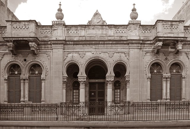 moorish architecture a moorish revival style building in s k b
