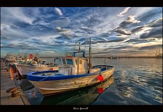 0047 Boats of fishing | by QuimG