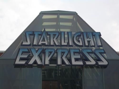 ferienausflug nach bochum zum musical starlight express. Black Bedroom Furniture Sets. Home Design Ideas