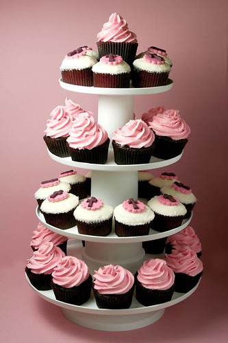 Cupcake Tower | by Bakerella