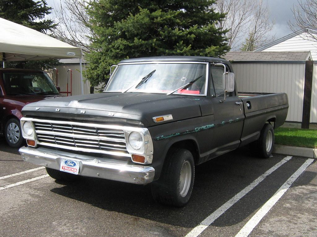 1968 ford truck 1968 ford truck dave 7 flickr. Black Bedroom Furniture Sets. Home Design Ideas
