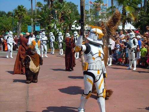 Star Tours Opening Disney Hollywood Studios