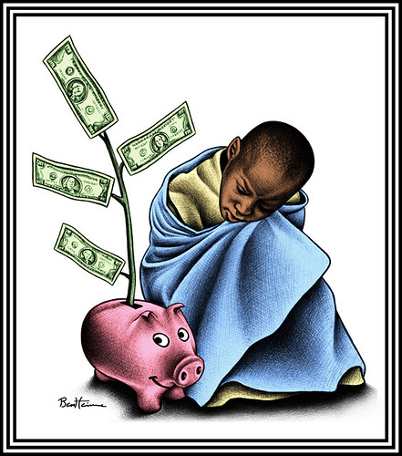 The Poorest of the Poor | by Ben Heine