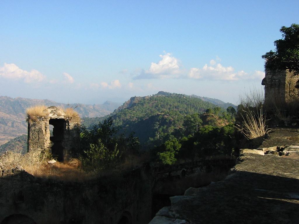 Baghsar Fort