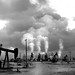 Petroleum Landscape,  California