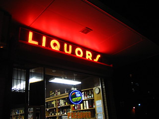 Seward Park Liquors | by 12th St David