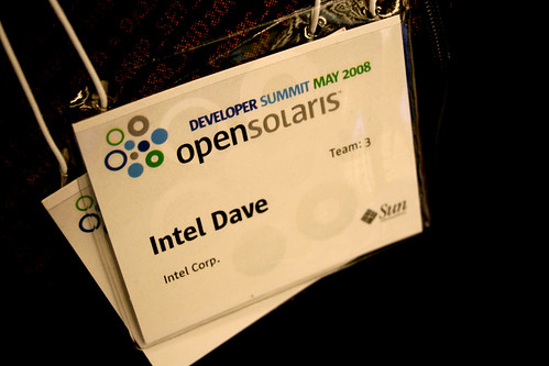 OpenSolaris Summit | by jimgris