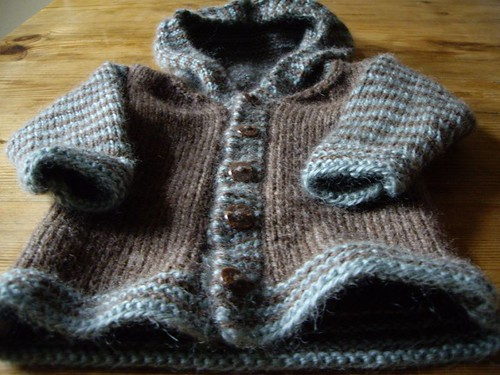 small hoodie finished 2 | by knitfaced