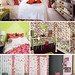 Pink and Green Bedrooms