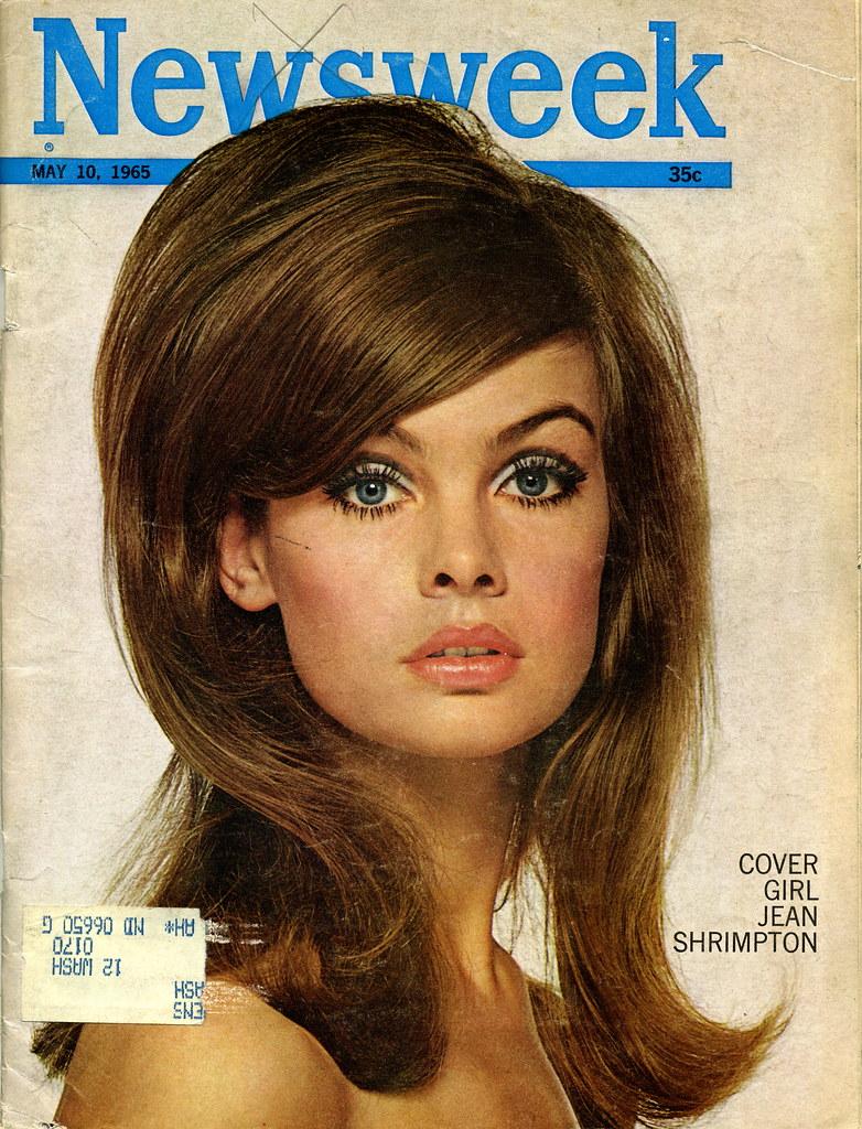 стрижки 60-х годов фото женские