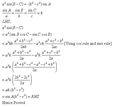 RD-Sharma-Class-11-Solutions-Chapter-10-sine-and-cosine-formulae-and-their-applications-Ex-10.1-q12