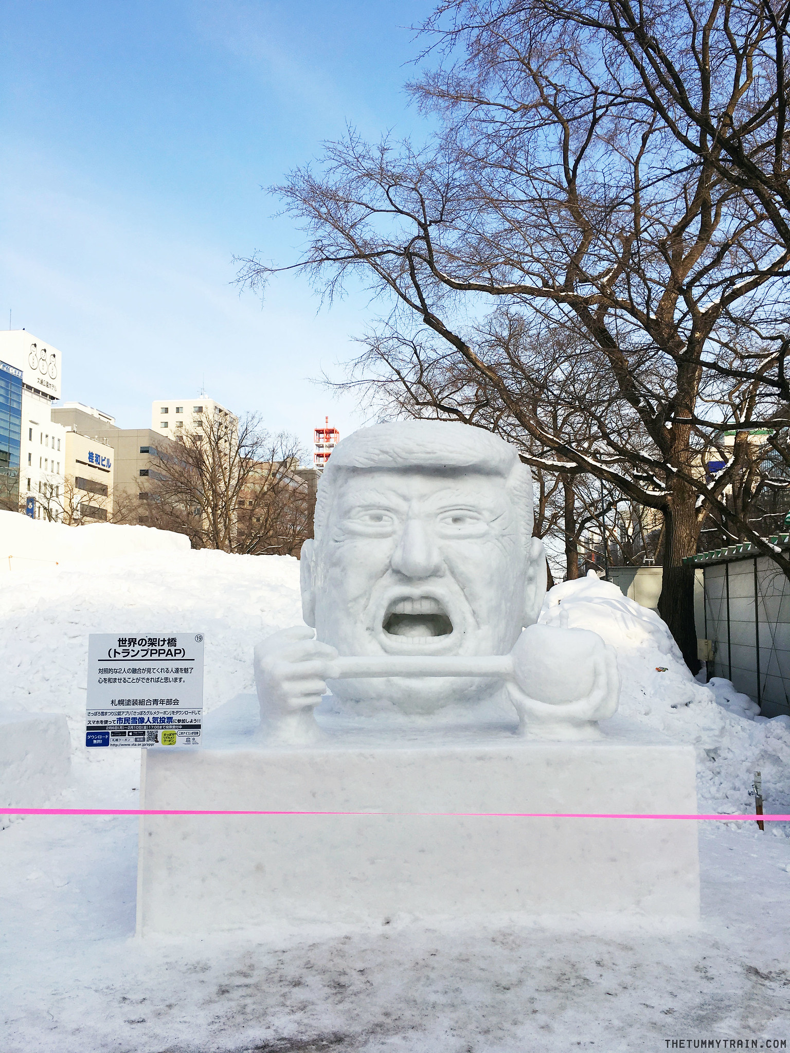 32537262810 19a08f4189 k - Sights, Sounds, and Smells at the 68th Sapporo Snow Festival at Odori Park