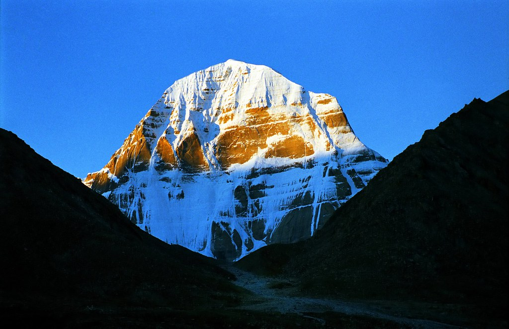 Tibetmount Kailashgangs Rin Po Che Meaning Precious Je