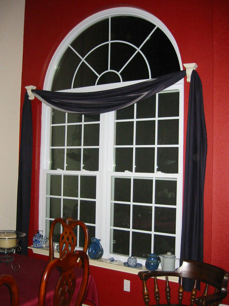 New arch window we had these new double paned argon gas for Argon gas windows