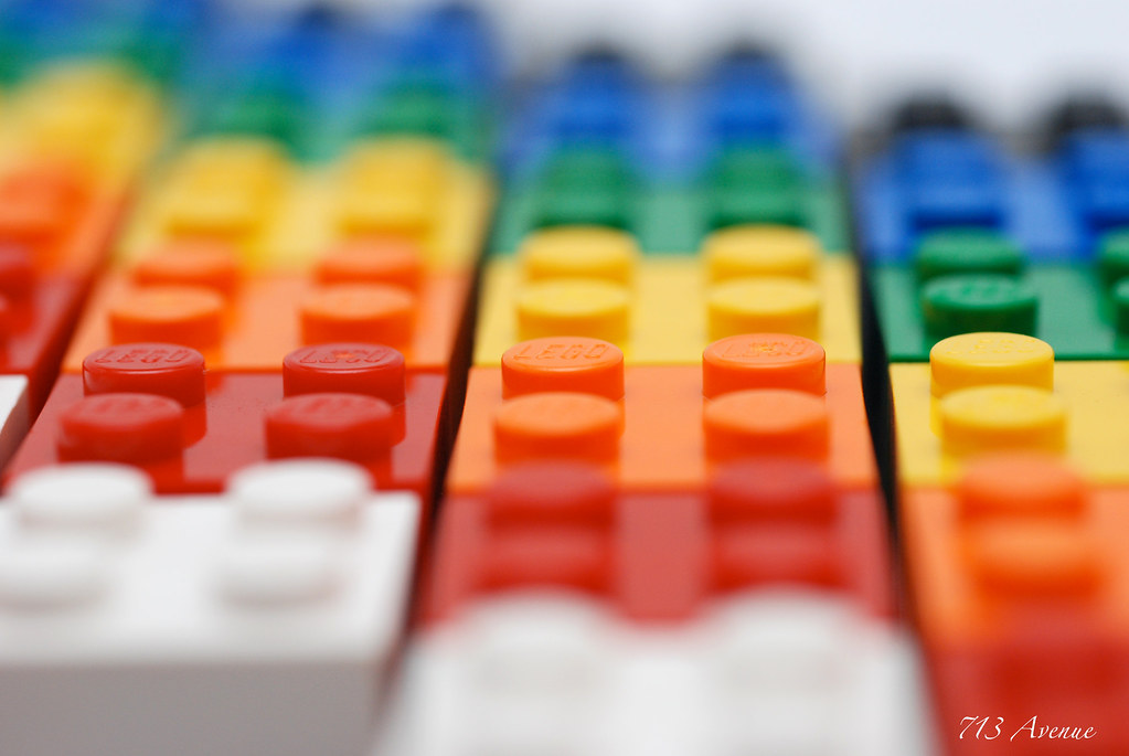 Lego Building Blocks Wallpaper