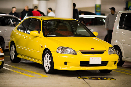 JDM EK-9 Honda Civic Type-R | Kenneth Tam's RHD JDM EK-9 Hon… | Flickr