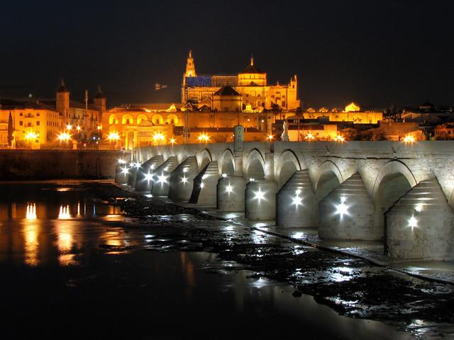 Noche a c rdoba spain are you happy now michel or - Mezquita de cordoba de noche ...