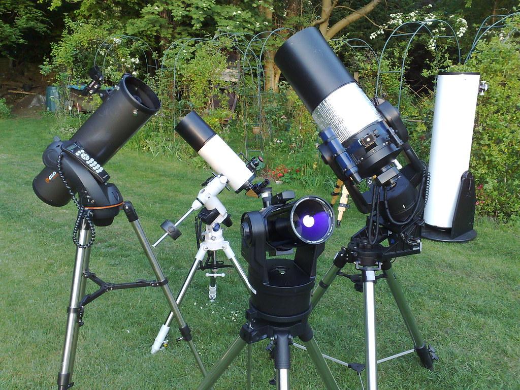 Телескоп с камерой своими руками 49