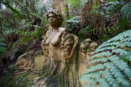 William Ricketts Sanctuary | by yewenyi