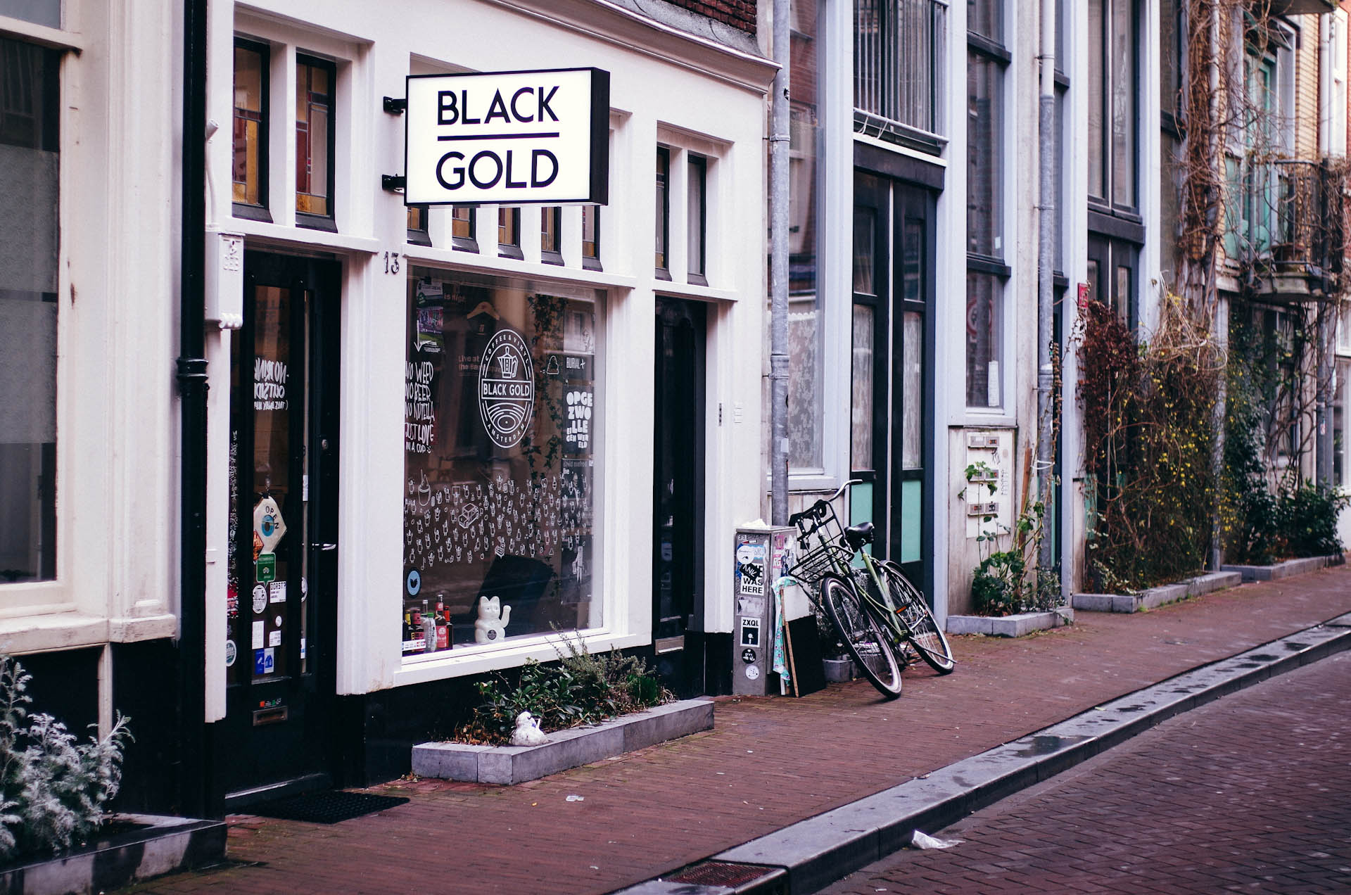 Amsterdam, Black Gold