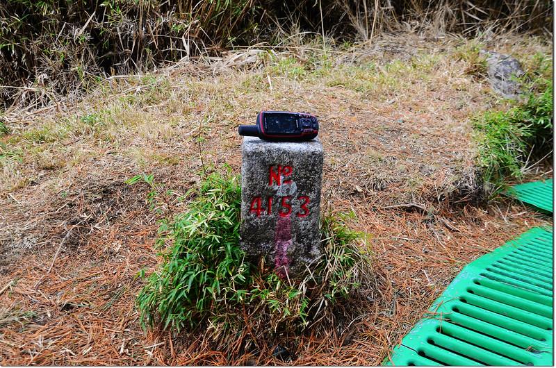 鹿林前山三等三角點(# 4153 Elev. 2862 m) 1