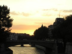 Sunset on the Seine | by Mimi_K
