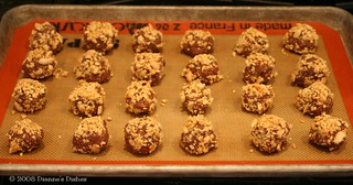 Milk Chocolate Peanut Butter Truffles: With Chopped Peanuts | by Dianne's Dishes