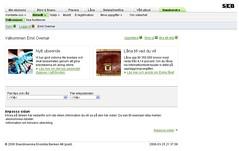seb internetbank för privatpersoner