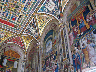 Cathedral Ceiling Assisi Italy | by wbirt1
