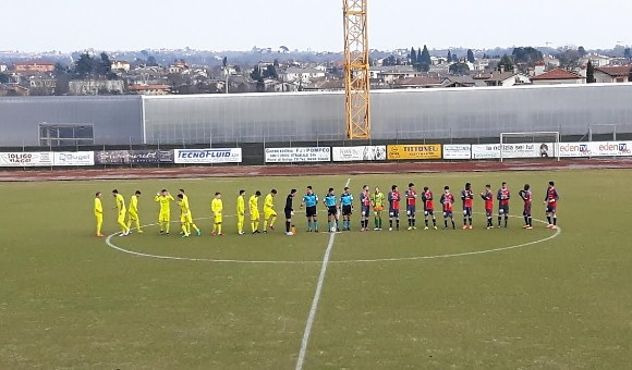 Eclisse Carenipievigina-Virtus Verona 3-0, pomeriggio amaro