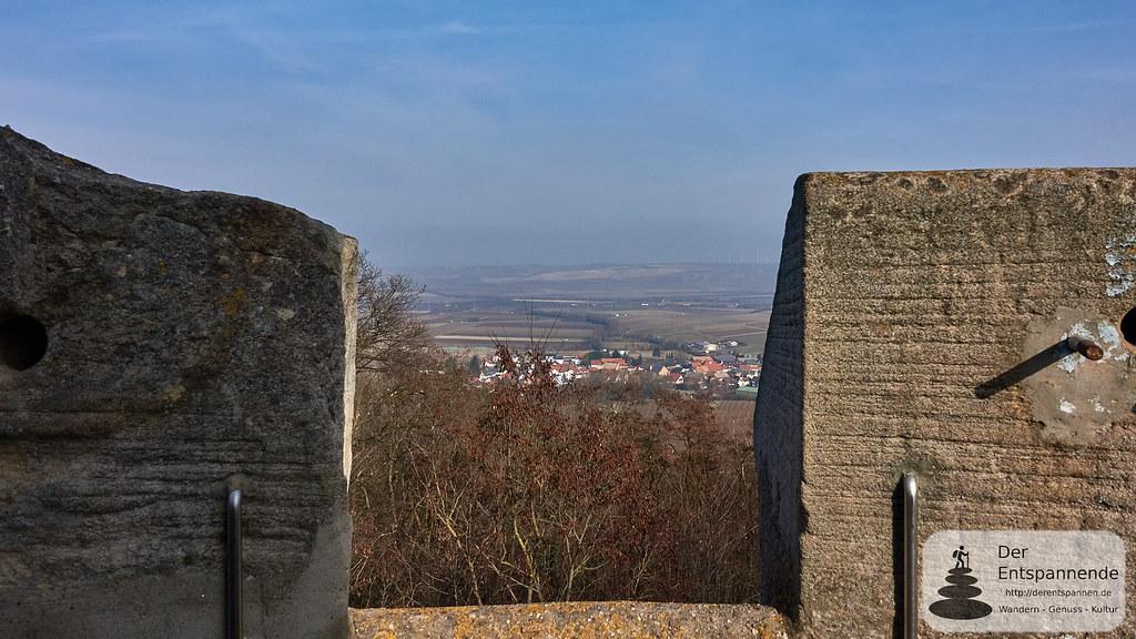 Aussichtsturm auf der Hemm bei Lonsheim