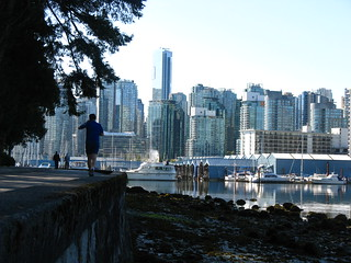 Seawall / Downtown Vancouver | by DennisTsang
