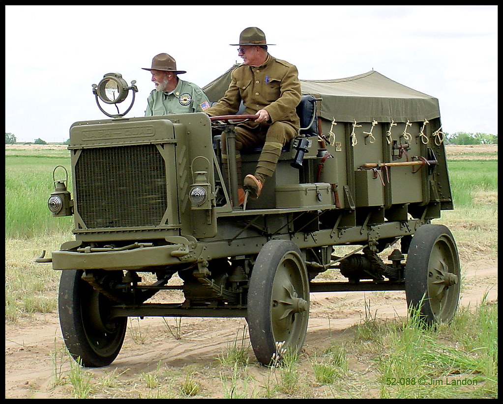 Shortened Cars >> Truckin' In A 1918 Nash Quad | 16,394-27-134 ... This ...