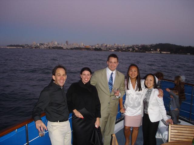 Wedding Boat Cruise