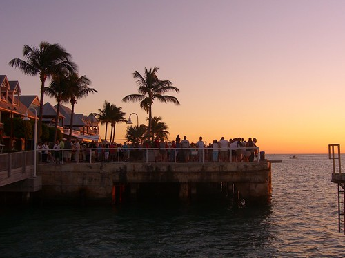 Sunset party at Key West | by Deanna Keahey