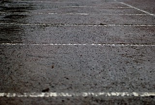 Wet car park | by stephendl