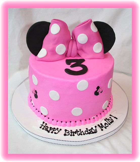 Minnie Mouse For Molly Molly Is Turning 3 And Likes
