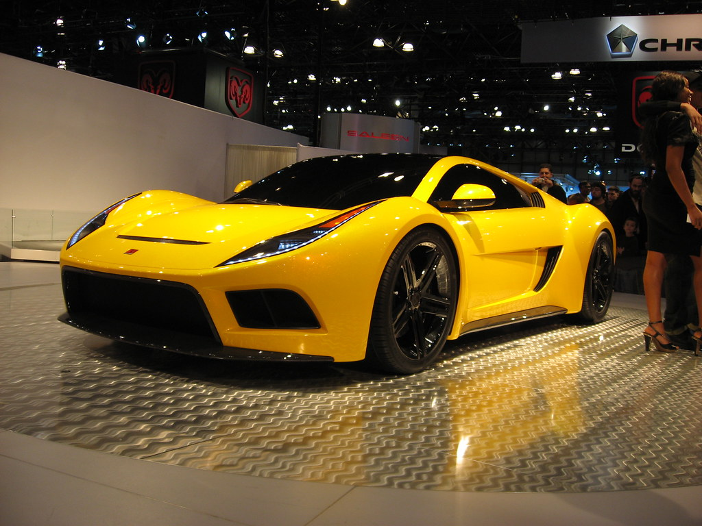 Cool Car Picture >> Saleen S5S Raptor *EXPLORED* | I think that this car looks p… | Flickr