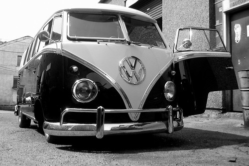 Vw Camper This One Made It To Flickr S Explore Pages On