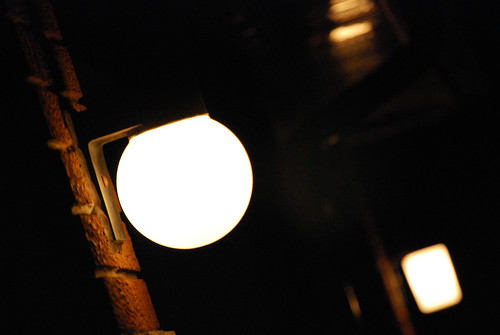 Porch Lights | by webhamster