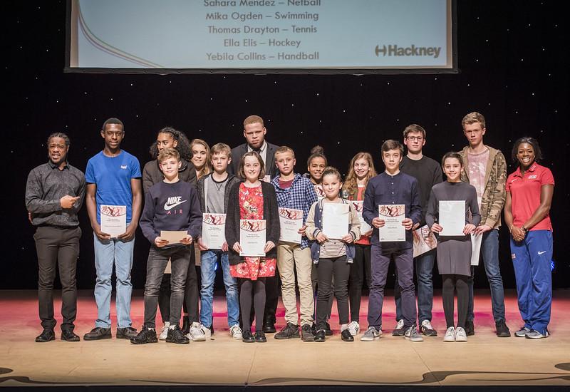 Hackney Sports Awards 2016
