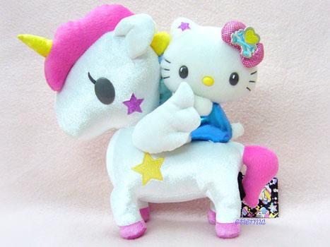 Tokidoki X Hello Kitty Series 4 Unicorn Plush Brilliant Moon For Princess Flickr