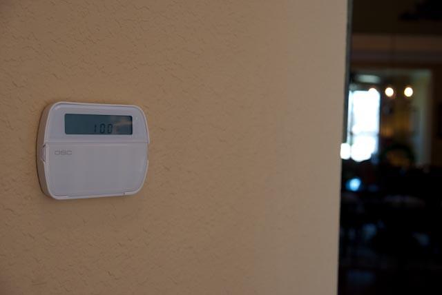 DSC Alarm Keypad | Atlantic Protective Services | Flickr
