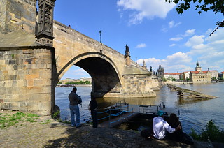 Charles Bridge, Prague | by mk_is_here